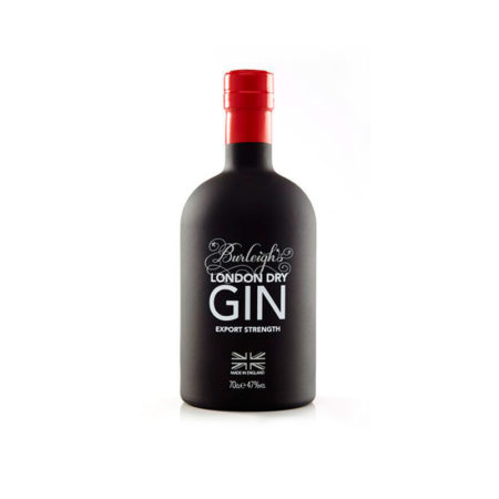 Burleigh's Export Strength Gin