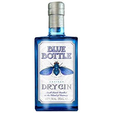 blue bottle gin