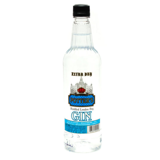 Potter's gin
