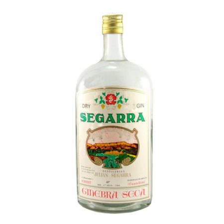 Ginebra Segarra-Dry gin