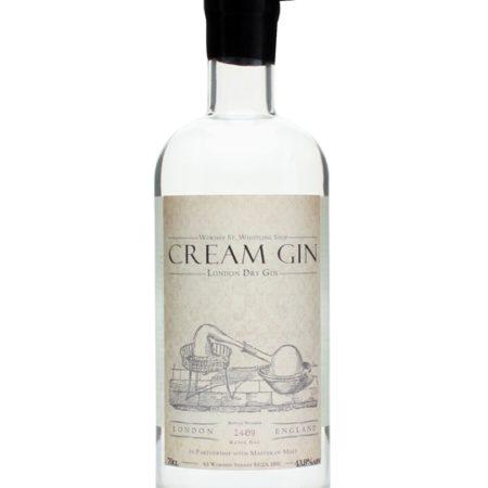 cream gin
