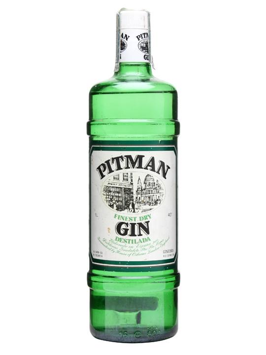 pitman gin