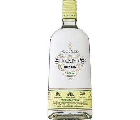 sloanes dry gin 1