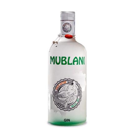 Mublani-Gin-Ginebra de autor