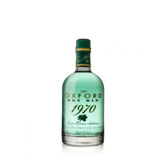 Old Oxford Dry Gin 1970