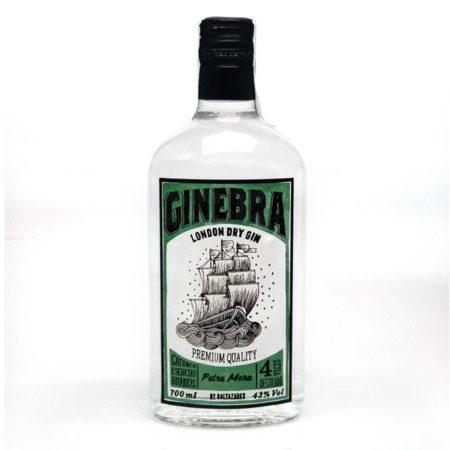 Petra-Mora gin