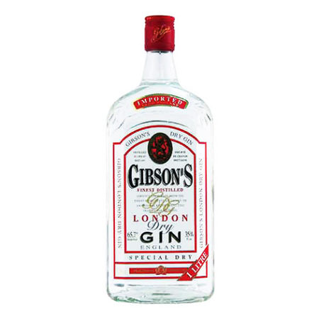 gibsons gin