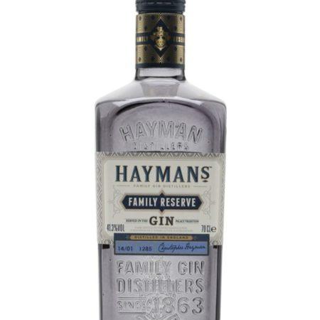 hayman's family