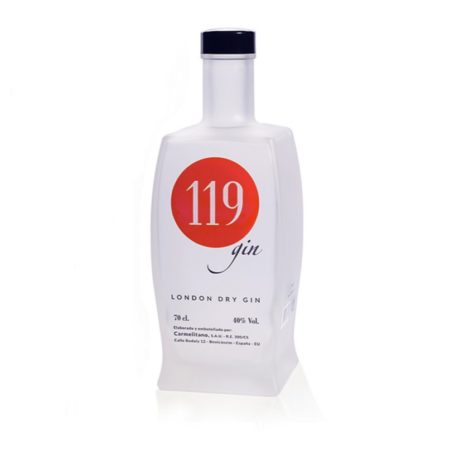 119 london dry gin