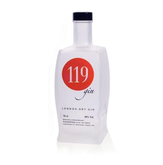 119 london dry gin