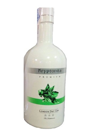 Kryptonita gin
