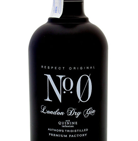 Nº0 london dry gin