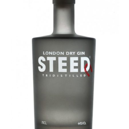 steed london dry gin