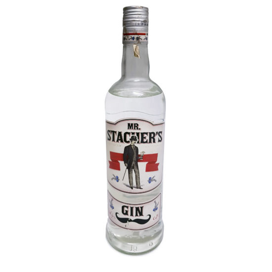 Mr. Stacher's Gin