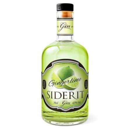 siderit gingerlime gin