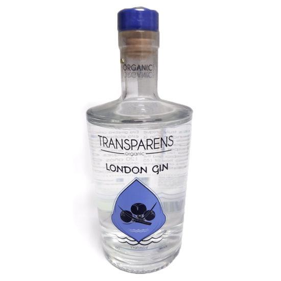 Transparens London Gin ( Organic )