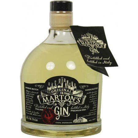 marton's dry gin