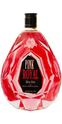 pink 47 royal dry gin