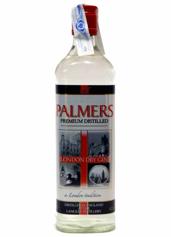 Palmers London Dry gin