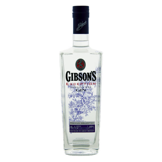 Gibson's Exception London Dry Gin