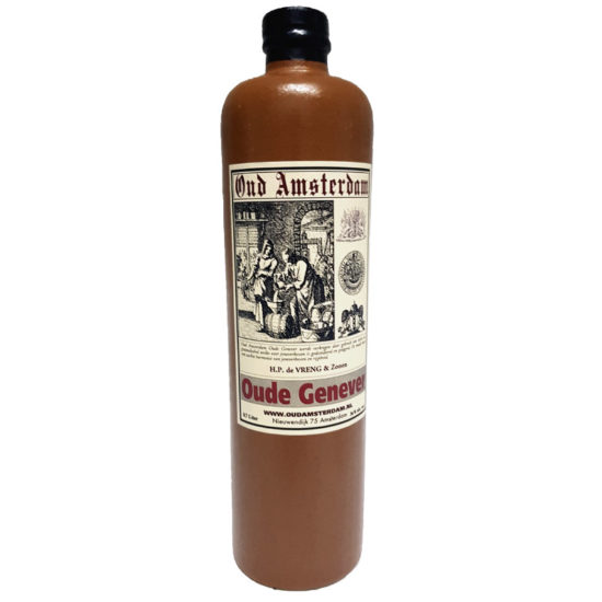 Oud Amsterdam Gin Oude Genever