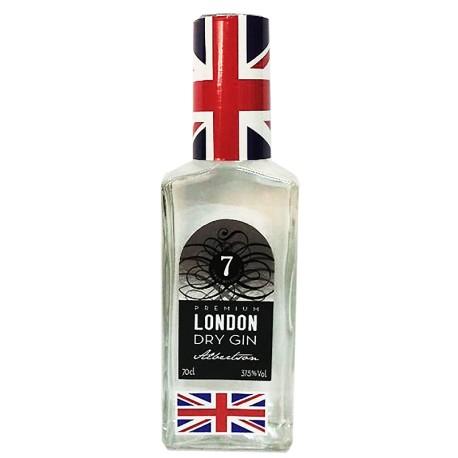 albertson london dry gin