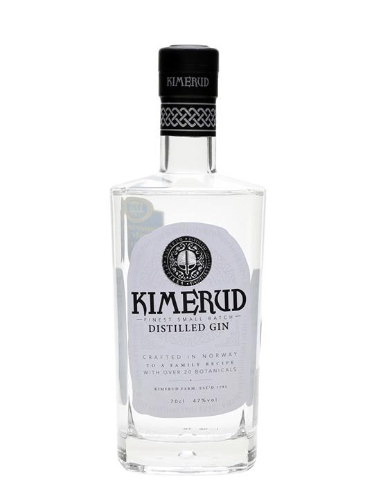 kimerud small batch gin