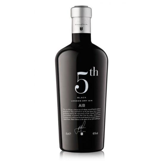 5th black air gin