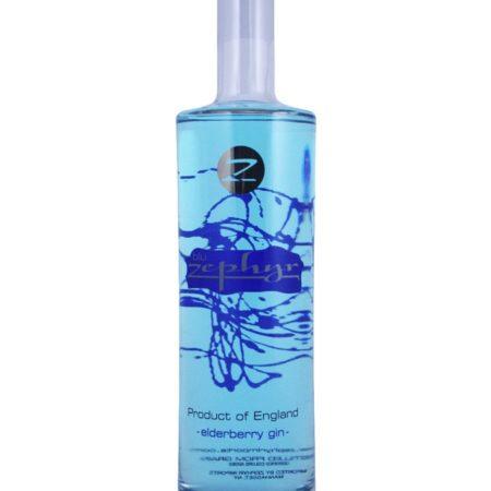 blu zephyr gin