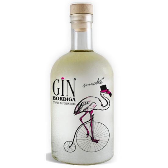 bordiga gin smoke