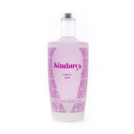 simbuya purple gin