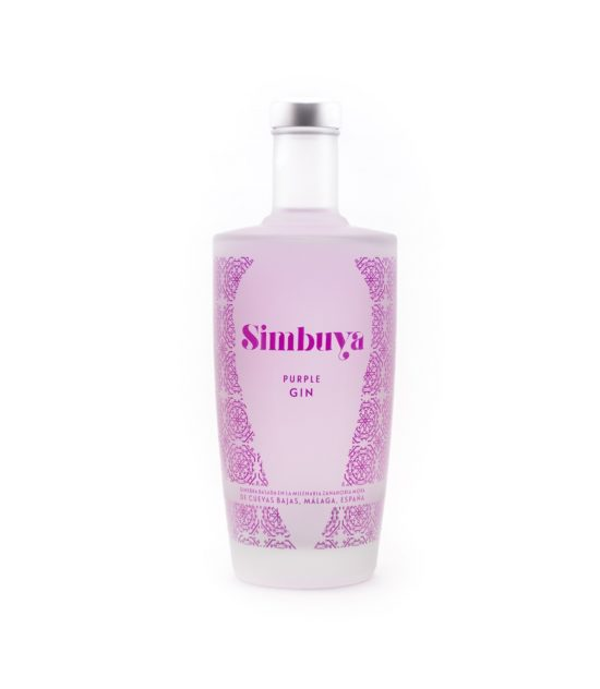 simbuya purple gin