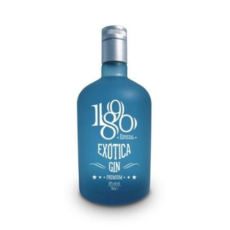 1890 exotica gin