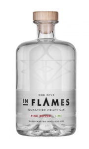 In Flames Pink Pepper y Lime Gin