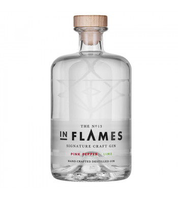 in flames signature craft gin