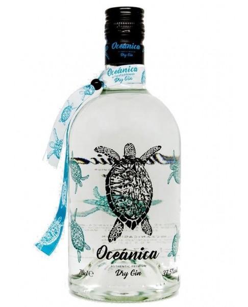 oceanica dry gin