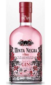 Tinta Negra y Roja Gin