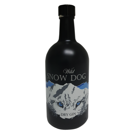 wild snow dog gin