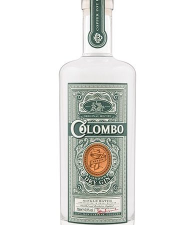 colombo london dry gin