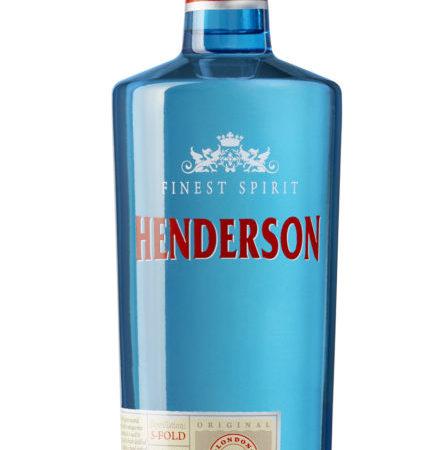 henderson london dry gin
