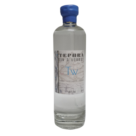 tephra gin d'aubrac