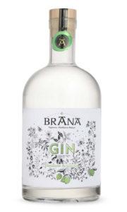 Brana Gin Citron Vert
