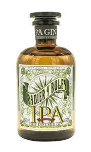 Iradier Y Bulfy Ipa Dry Gin