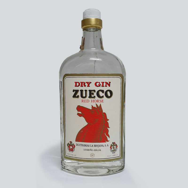 Dry Gin - Zueco