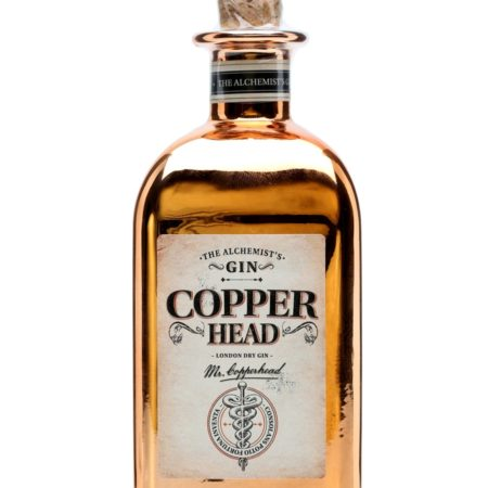 Copper Head London Dry Gin