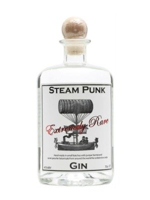 SteamPunk Extremely Rare Gin