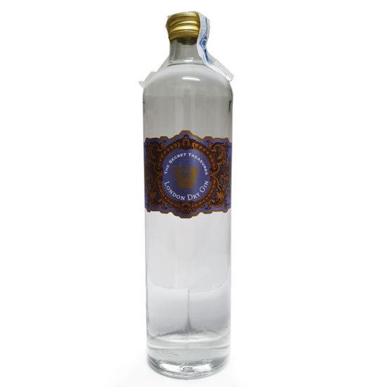 The Secret Treasures London Dry Gin