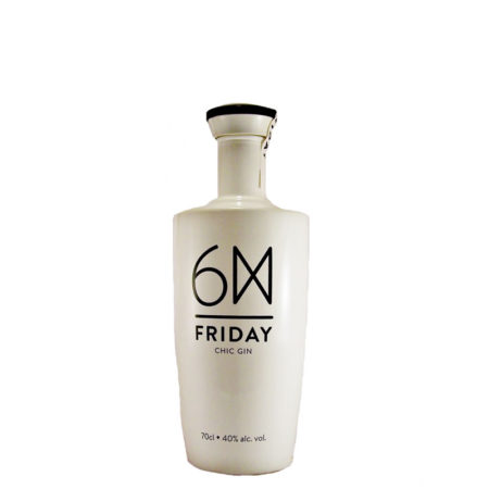 6 Friday Chic Gin
