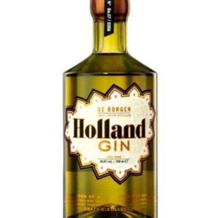 De Borgen Holland Gin