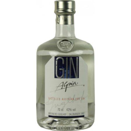 Gin Alpin Austrian Dry Gin